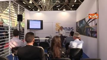 1 - 18-10-18 Anas presenta nuove tecnologie per sicurezza stradale al SAIE 2018