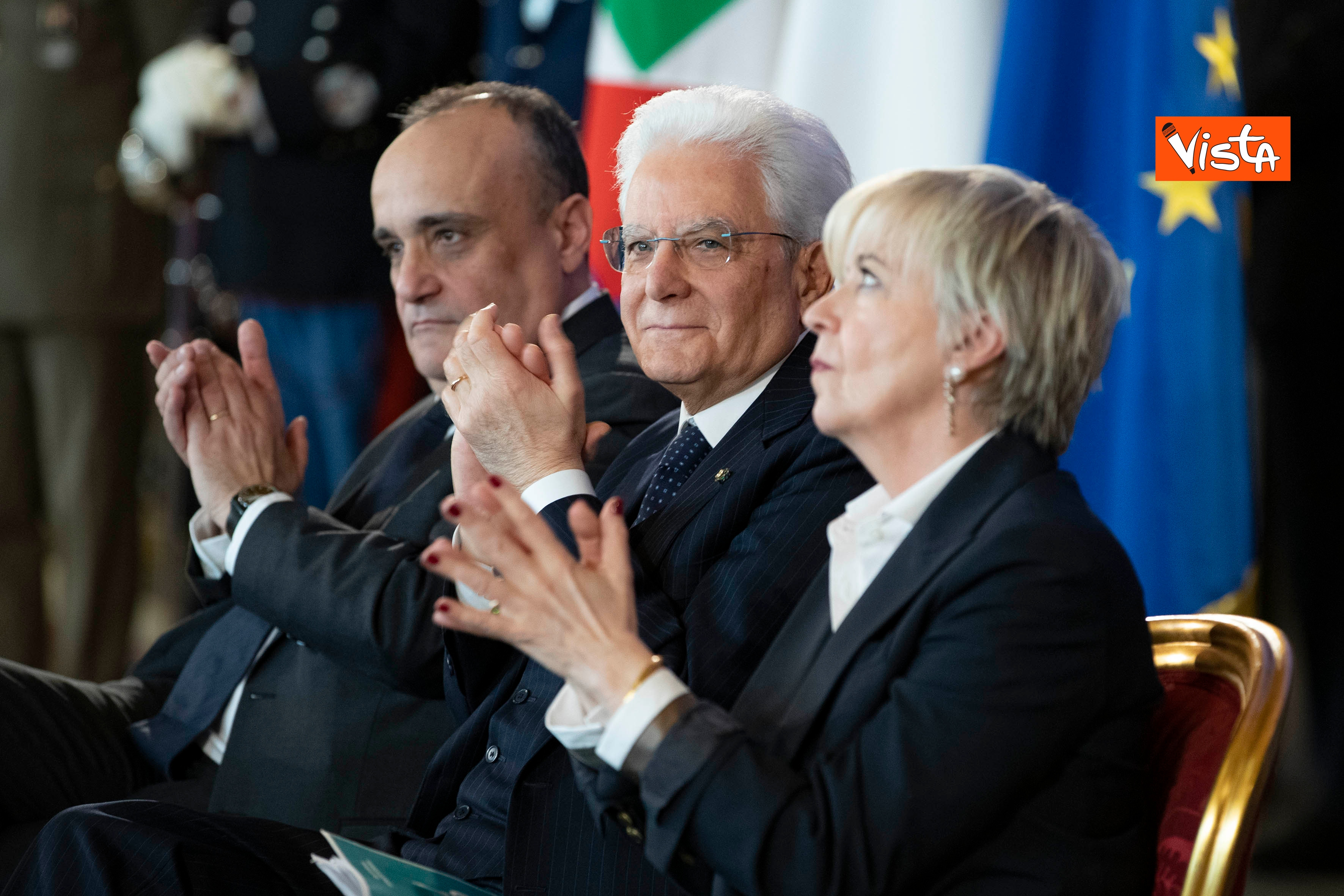 Alberto Bonisoli, Sergio Mattarella
