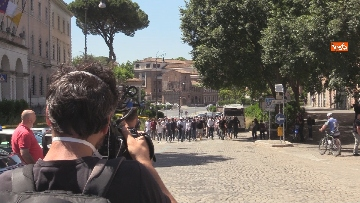 5 - Manifestazione Ultras al Circo Massimo a Roma