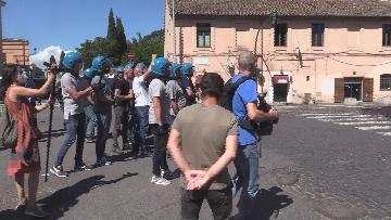 1 - Manifestazione Ultras al Circo Massimo a Roma