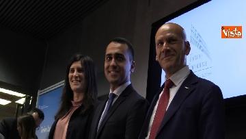 3 - Di Maio alla presentazione dell'areadicrisi complessa a Torino