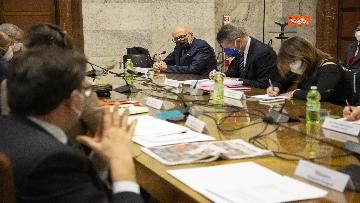 3 - Crisi Corneliani, trovato accordo per nuovo progetto. Le immagini della riunione al Mise