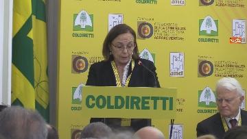 8 - Di Maio, Bonafede, Catalfo, Lamorgese e Bellanova al convegno Coldiretti.