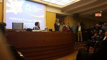 1 - Meloni presenta patto federativo con Direzione Italia