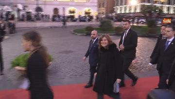 1 - Teatro Opera, 150 anni di Roma Capitale, le foto dal tappeto rosso