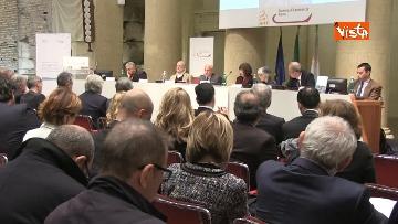 6 - Connettere l'italia, convegno con Delrio, Mazzoncini e Cascetta