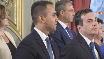 3 - Il giuramento del Ministro degli Esteri Luigi Di Maio
