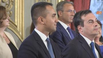 2 - Il giuramento del Ministro degli Esteri Luigi Di Maio
