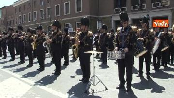 2 - Raggi assiste ai festeggiamenti per il Natale di Roma