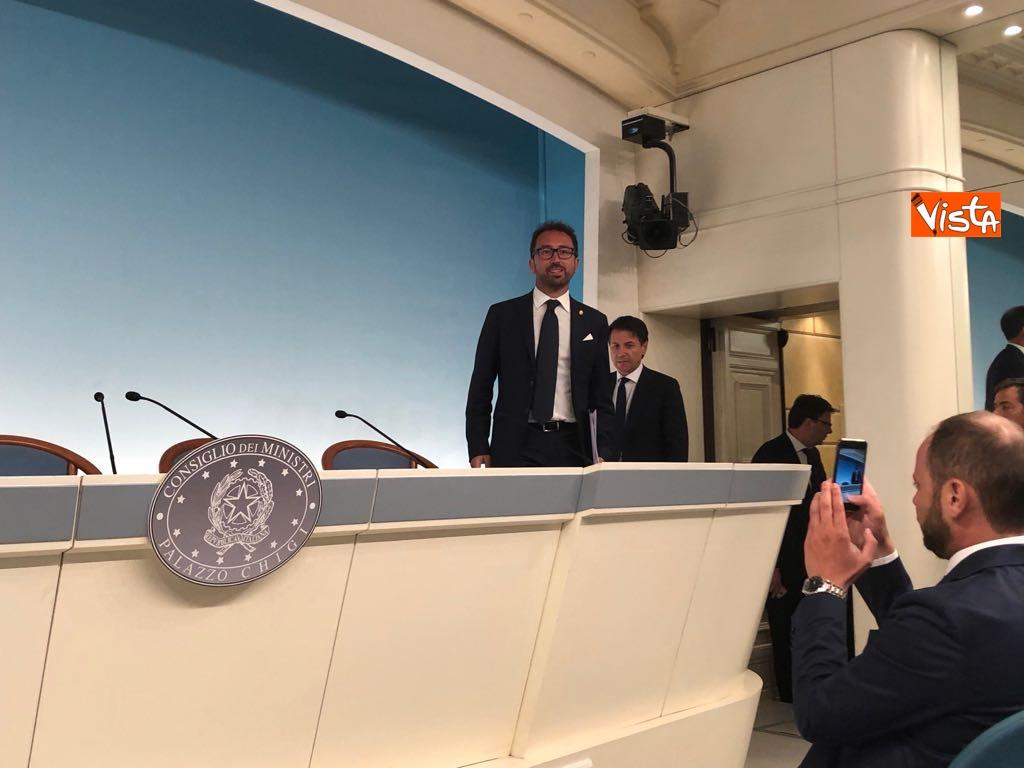 24-07-18 Milleproroghe in Consiglio dei Ministri, la conferenza stampa 6