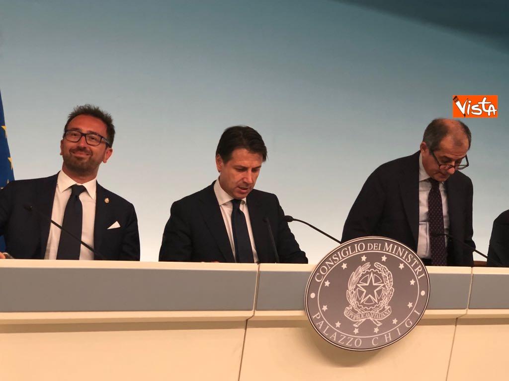 24-07-18 Milleproroghe in Consiglio dei Ministri, la conferenza stampa 3