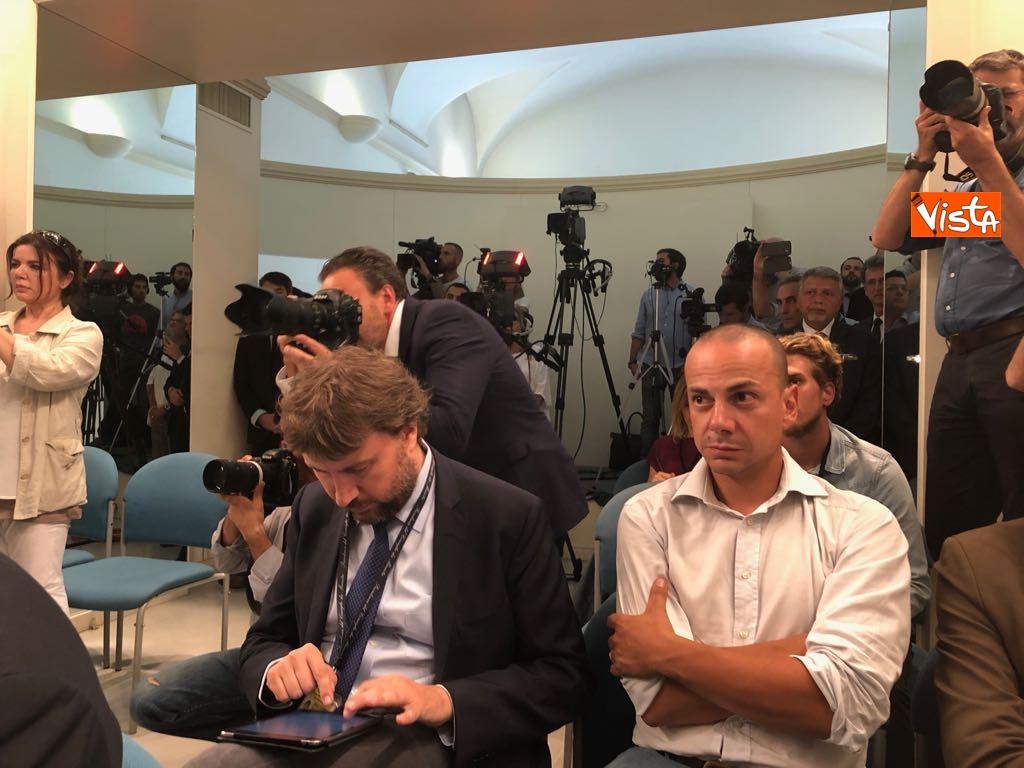 24-07-18 Milleproroghe in Consiglio dei Ministri, la conferenza stampa 2