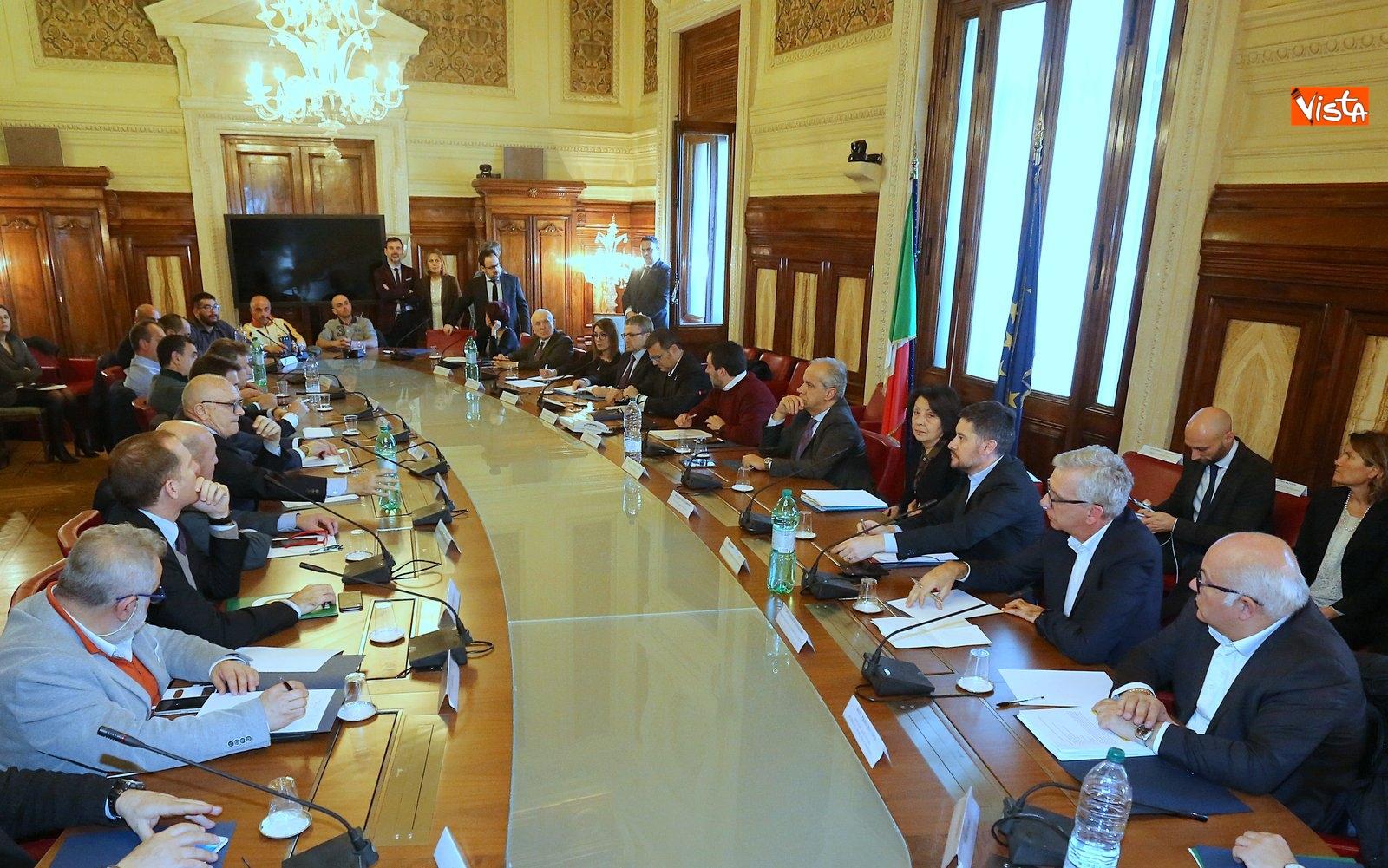 14-02-19 Salvini incontr una delegazione di pastori sardi le immagini_02