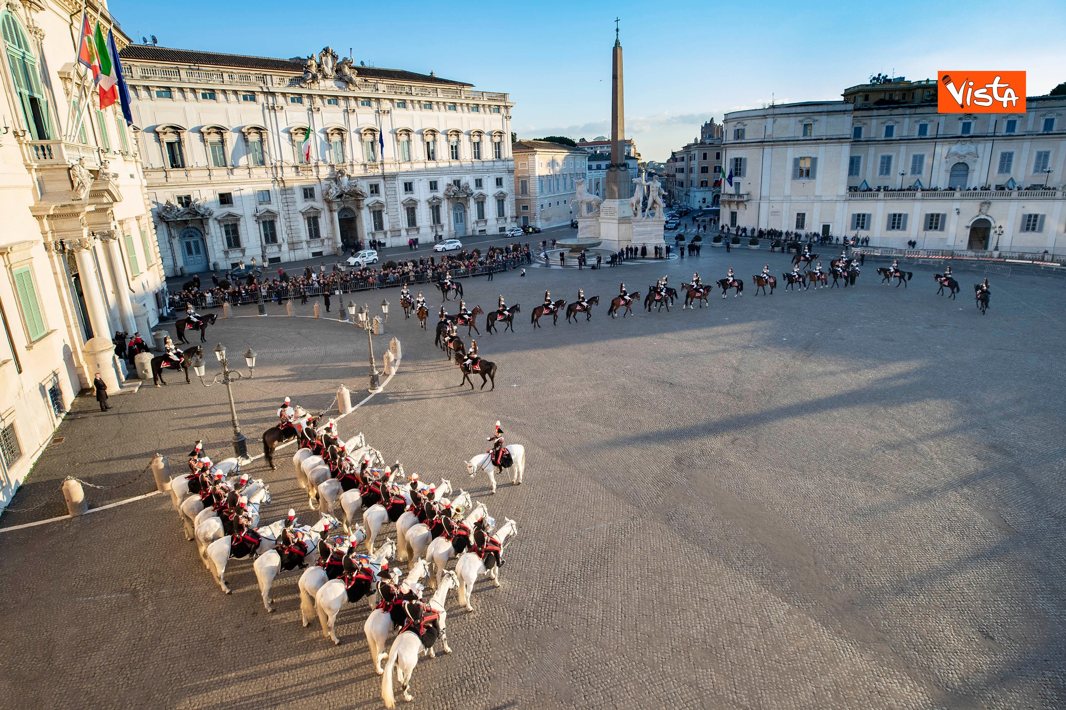 07-01-19 Festa Tricolore il cambio della guardia solenne al Quirinale_02