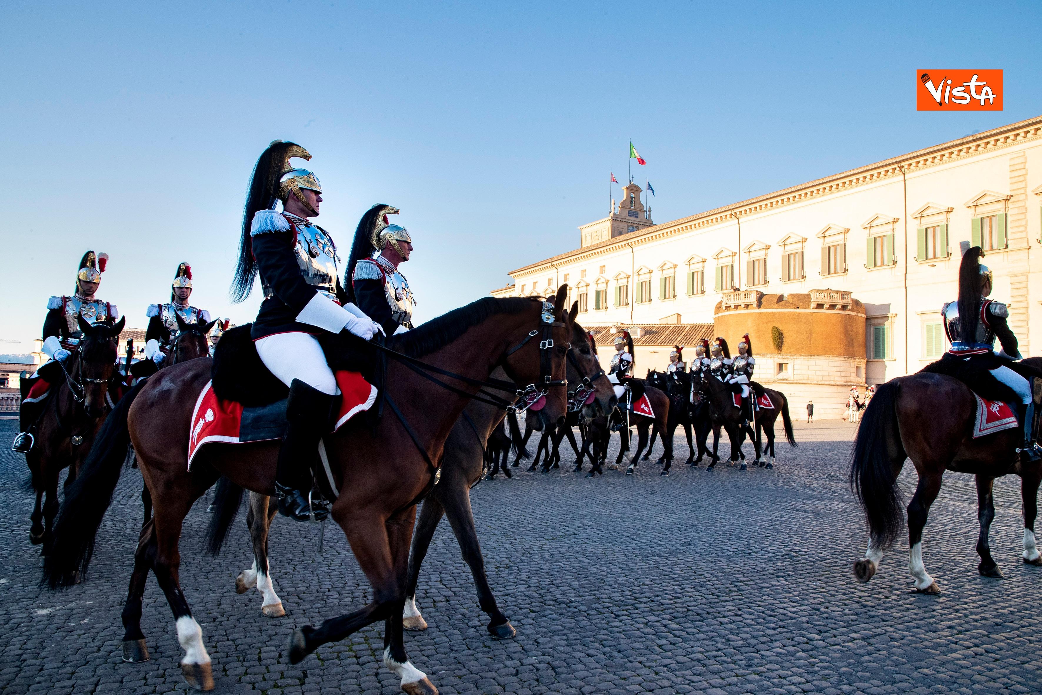 07-01-19 Festa Tricolore il cambio della guardia solenne al Quirinale_03