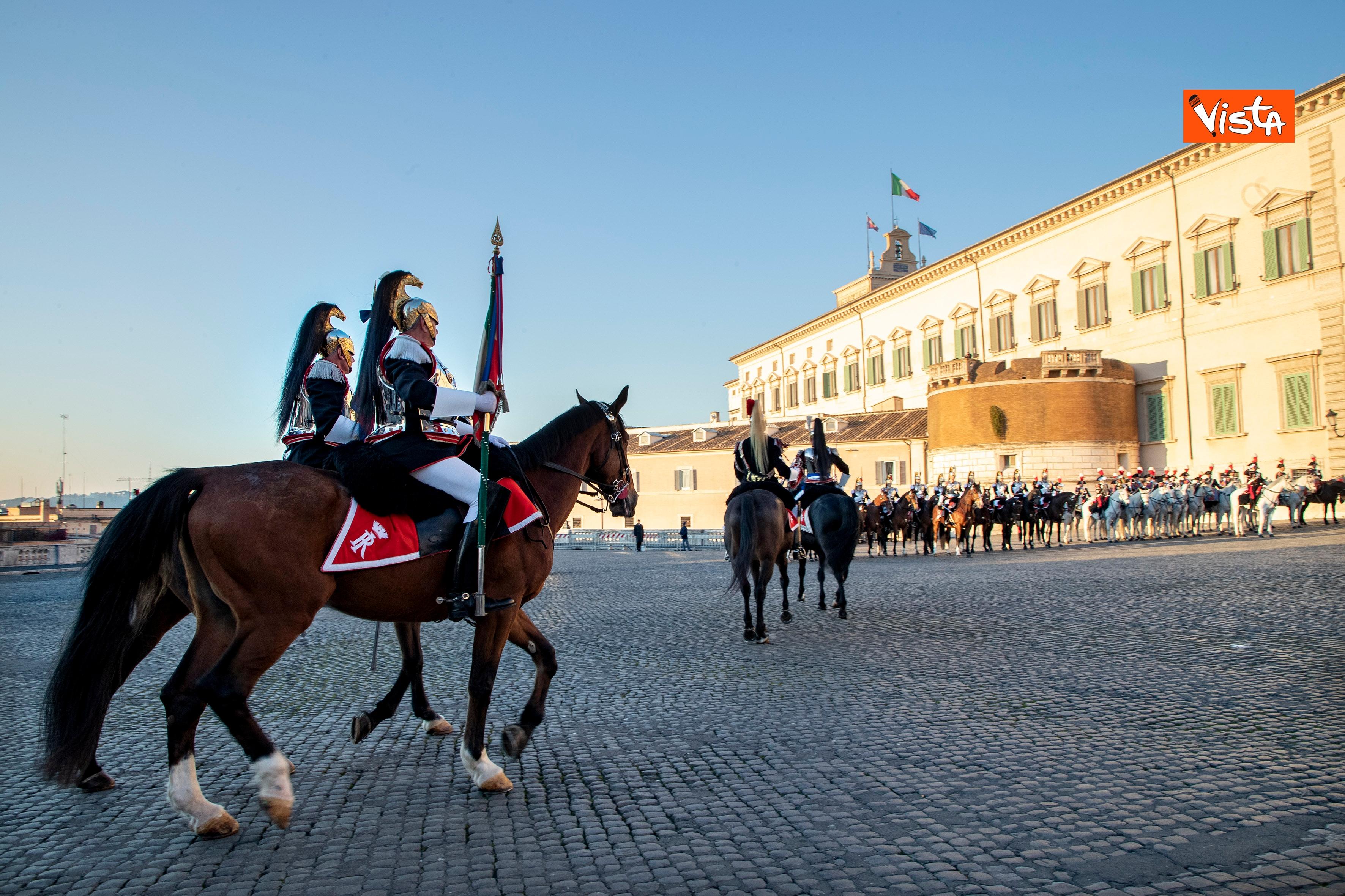 07-01-19 Festa Tricolore il cambio della guardia solenne al Quirinale_05