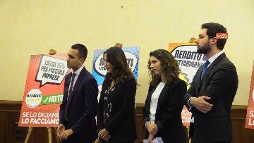 7 - Di Maio presenta risultati M5s nei primi 7 mesi di Governo