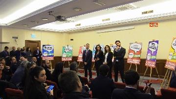 10 - Di Maio presenta risultati M5s nei primi 7 mesi di Governo