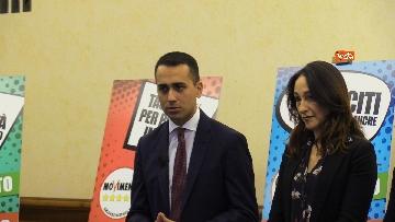 9 - Di Maio presenta risultati M5s nei primi 7 mesi di Governo