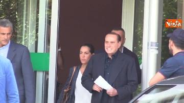 6 - Berlusconi lascia il San Raffaele