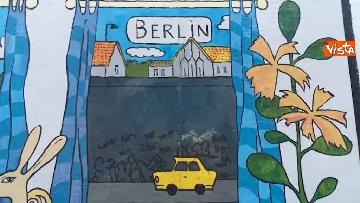 11 - I musei a cielo aperto sui luoghi del Muro di Berlino