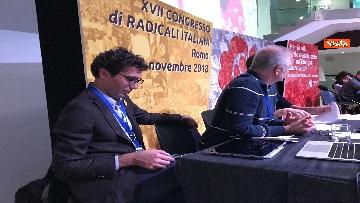 9 - Radicali, il congresso a Roma con Magi, Bonino, Cappato immagini