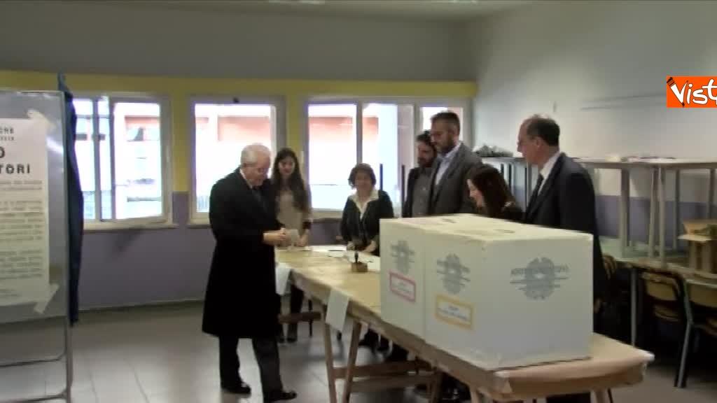 04-03-18 Mattarella il voto del presidente della Repubblica a Palermo_04