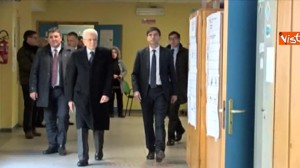 04-03-18 Mattarella il voto del presidente della Repubblica a Palermo_02