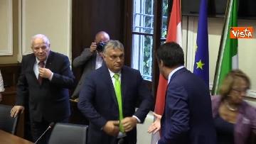 3 - Incontro Salvini-Orban a Milano