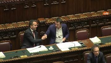 6 - Di Maio e Salvini al Question Time alla Camera dei Deputati