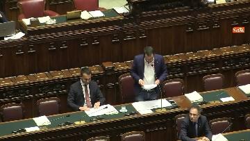 5 - Di Maio e Salvini al Question Time alla Camera dei Deputati