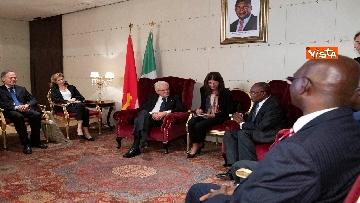 2 - Mattarella in visita di Stato in Angola