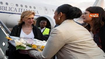 5 - Mattarella in visita di Stato in Angola