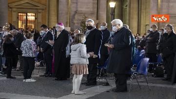 12 - Mattarella all'incontro internazionale di preghiera per la pace tra le religioni, le immagini