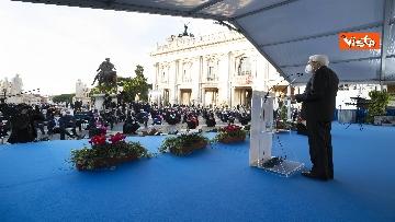 7 - Mattarella all'incontro internazionale di preghiera per la pace tra le religioni, le immagini