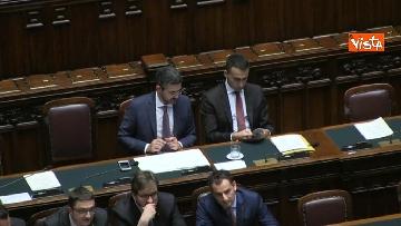 4 - Luigi Di Maio riferisce in aula sul tema sicurezza sul lavoro