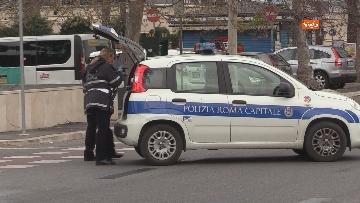 9 - Controlli serrati della Polizia di Roma. Ecco i posti di blocco sull'Anagnina