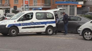 1 - Controlli serrati della Polizia di Roma. Ecco i posti di blocco sull'Anagnina