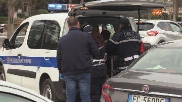 3 - Controlli serrati della Polizia di Roma. Ecco i posti di blocco sull'Anagnina
