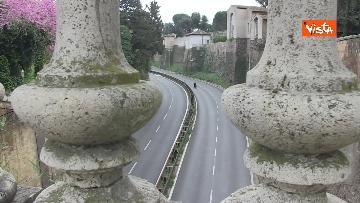 5 - Pasqua in zona rossa, vietato l'accesso alla Terrazza del Pincio a Roma