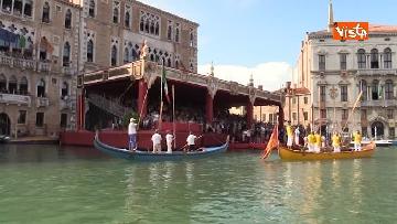 1 - La regata storica a Venezia