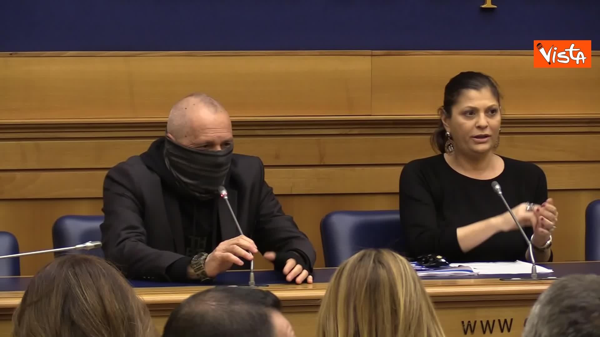 18-02-20 Jole Santelli presenta il nuovo Assessore all'Ambiente della Calabria 'Capitano Ultimo', le immagini_07