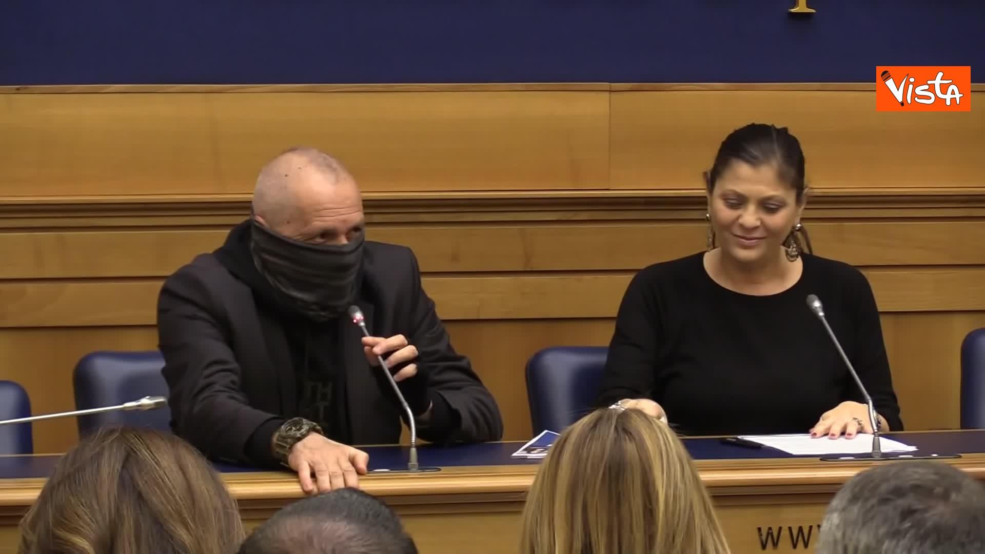 18-02-20 Jole Santelli presenta il nuovo Assessore all'Ambiente della Calabria 'Capitano Ultimo', le immagini_06