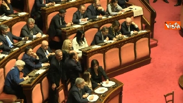 13 - Casellati eletta presidente del Senato