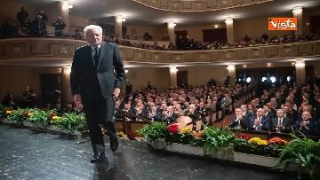 4 - Mattarella alla cerimonia commemorativa dell'alluvione dell'ottobre 2018 nella Regione Veneto