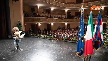 5 - Mattarella alla cerimonia commemorativa dell'alluvione dell'ottobre 2018 nella Regione Veneto