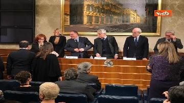 4 - Al Senato le poesie di Massimo Perrino, la presentazione del libro 'Il tempo che non vola'
