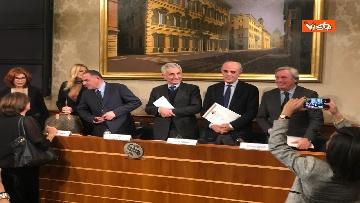 2 - Al Senato le poesie di Massimo Perrino, la presentazione del libro 'Il tempo che non vola'