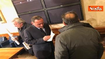 3 - Al Senato le poesie di Massimo Perrino, la presentazione del libro 'Il tempo che non vola'