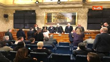 5 - Al Senato le poesie di Massimo Perrino, la presentazione del libro 'Il tempo che non vola'